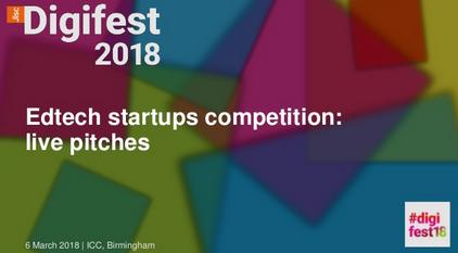 digifest startup pitches
